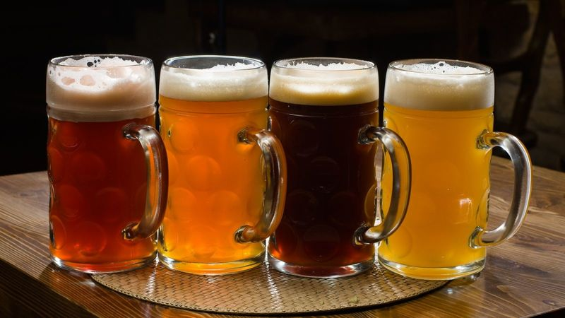 ¿Qué tipo de cerveza según su color?
