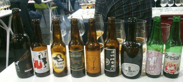 ¿Conoces muchas marcas de cerveza artesanales?
