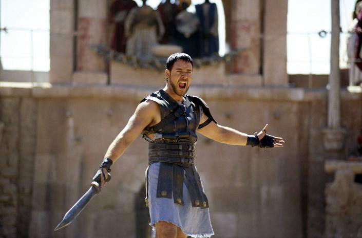 ¿Quién Rechazó ser 'Máximo Décimo Meridio' en Gladiator?
