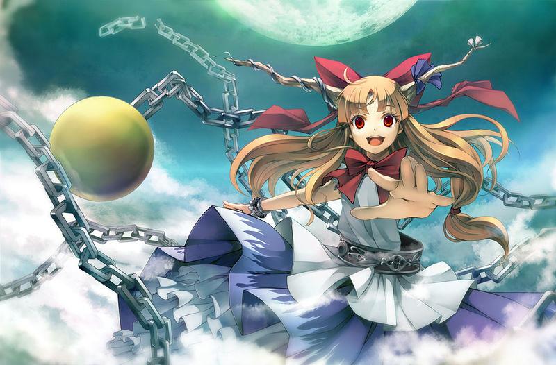 Según Aya, cómo de poderosa es Suika?
