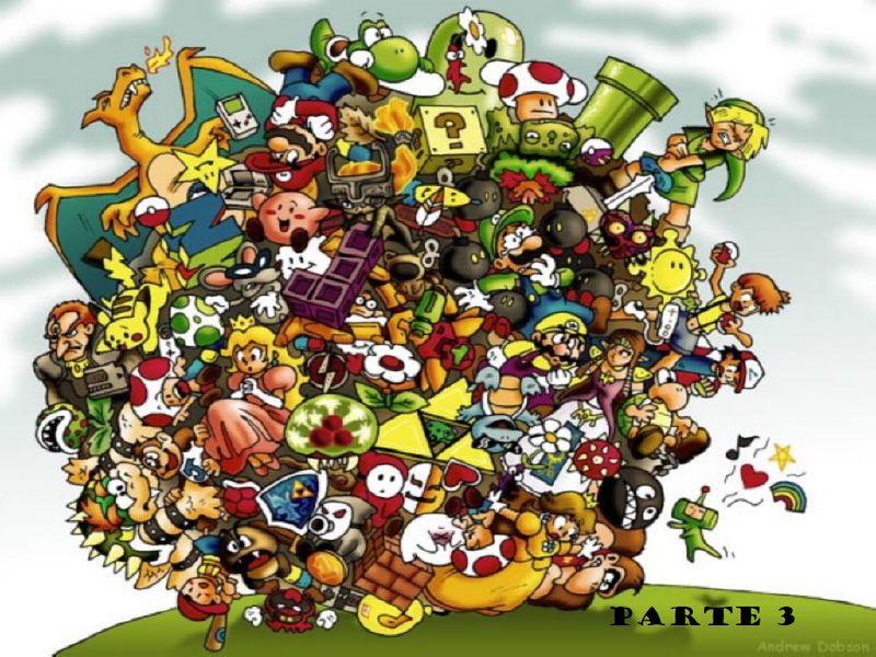 30842 - ¿Reconoces a estos personajes de Nintendo? Parte 3