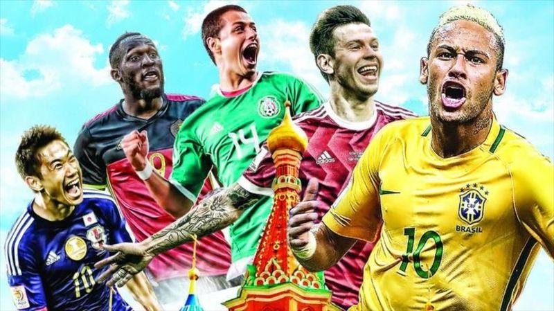 30909 - ¿Cuáles son para ti los mejores jugadores que irán a Rusia 2018?