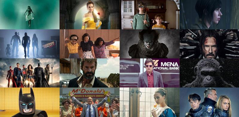 30945 - ¿Cuáles han sido tus películas favoritas del 2017?