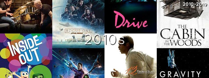 30988 - ¿Qué películas fueron las mejores de la década del año 2010?