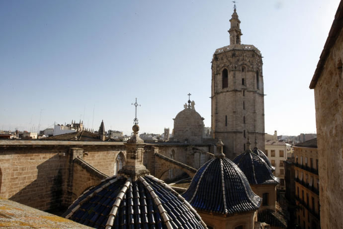 Una de dificultad media: ¿Cómo se llama la famosa torre de la catedral?