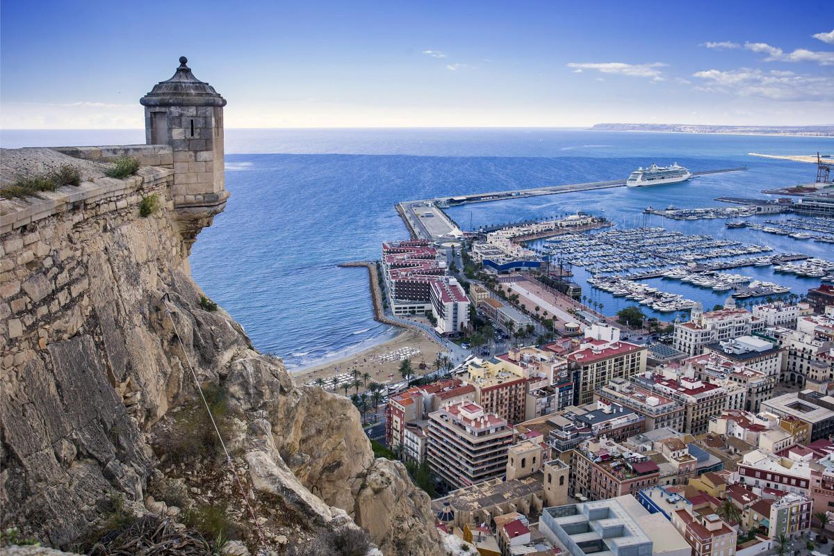 31003 - ¿Reconoces la provincia de Alicante?