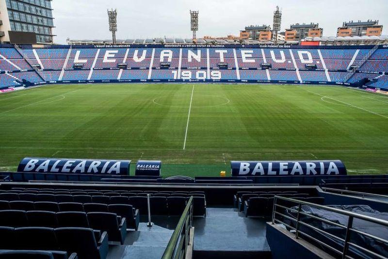 Estadio del Levante UD