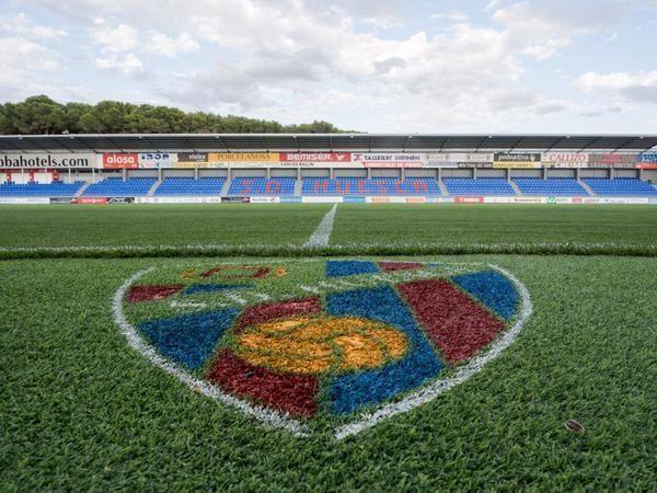 Estadio del SD Huesca
