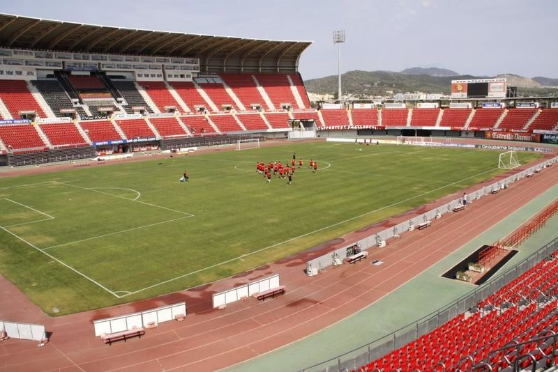 Estadio del RCD Mallorca