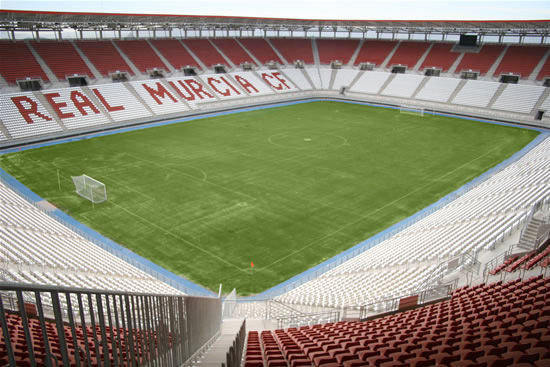 Estadio del Real Murcia