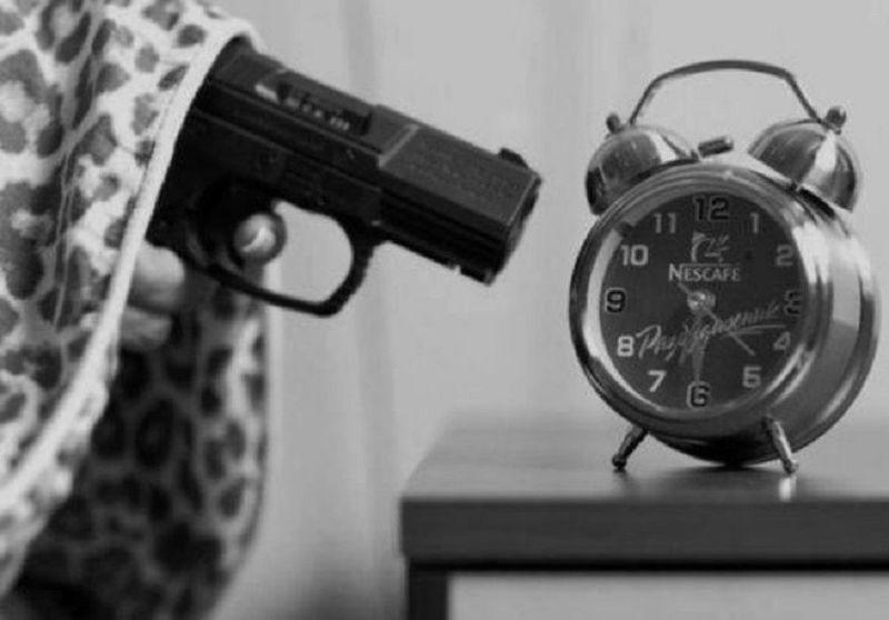 ¿Cuándo suena tu despertador en la mañana cómo reaccionas?