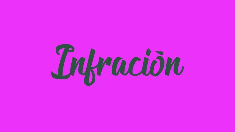 Infración