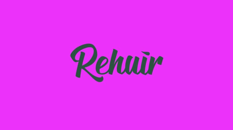 Rehuír
