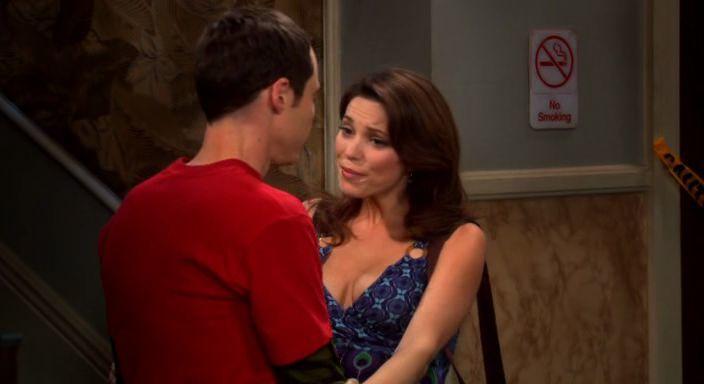 ¿Cómo se llama la hermana melliza de Sheldon?