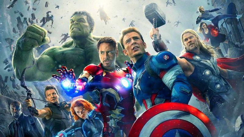 ¿Qué película de Los Vengadores te gusta más?