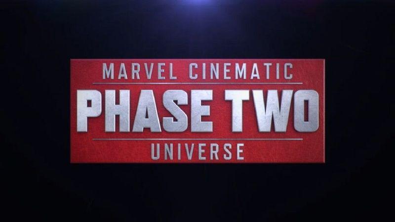 Elige tu película favorita de la Fase 2 - Las Gemas del Infinito y La Era de Ultrón