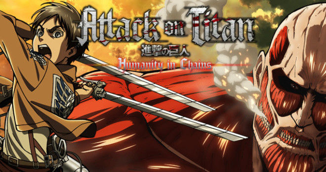 El mejor videojuego de Attack on Titan