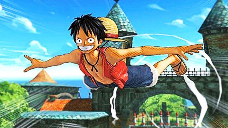 El mejor videojuego de One Piece