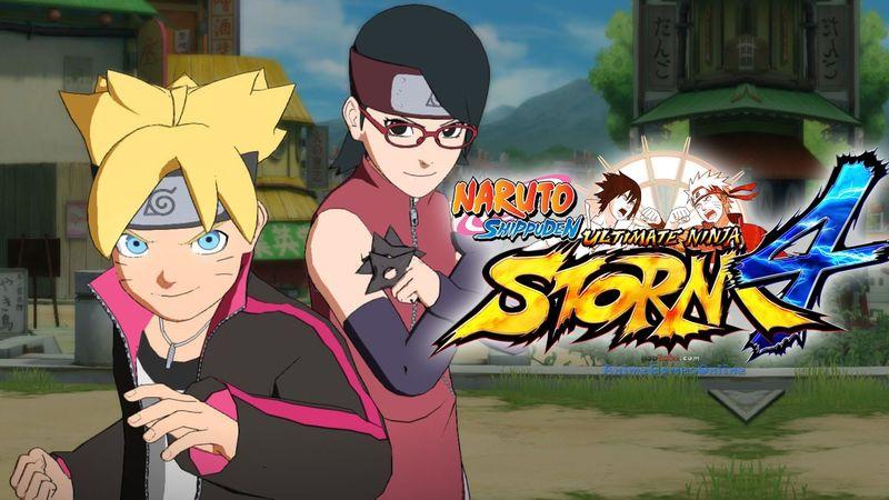 El mejor videojuego de Naruto