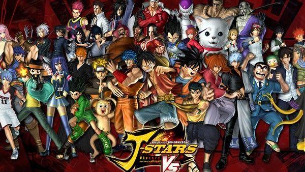 ¿Qué opinas de la saga J-Stars Victory?