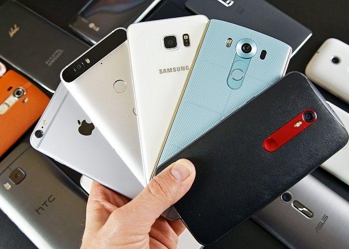 ¿Por qué razón te cambias tu smartphone?