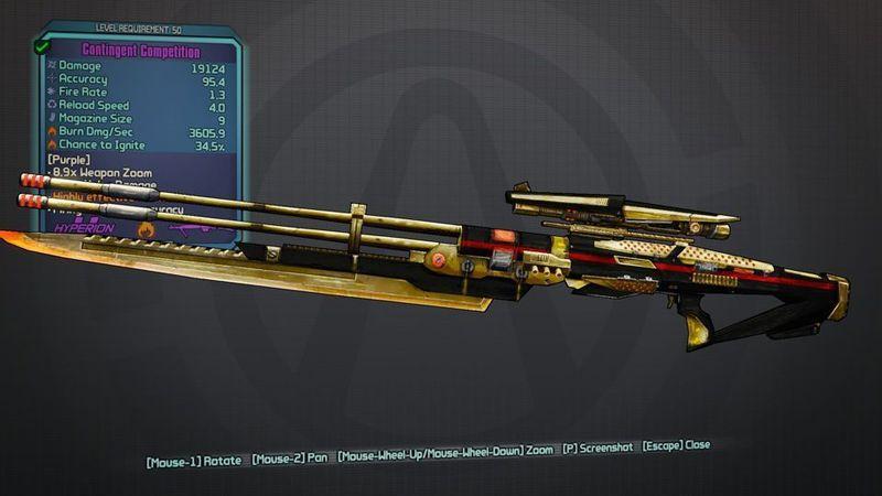 ¿Qué rifle de francotirador puede disparar flechas de Minecraft?