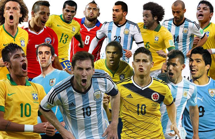 31164 - ¿Cuál es la mejor selección Sudamericana de Fútbol en la actualidad?