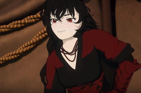 ¿Cómo funciona la semblanza de Raven?