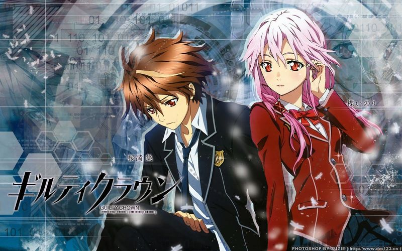 31218 - ¿Cuánto sabes de Guilty Crown?