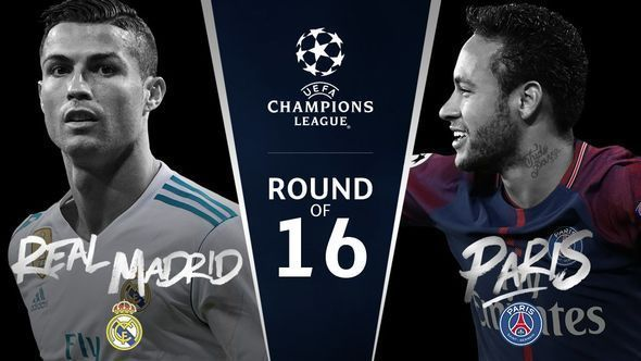 Real Madrid - Paris Saint Germain