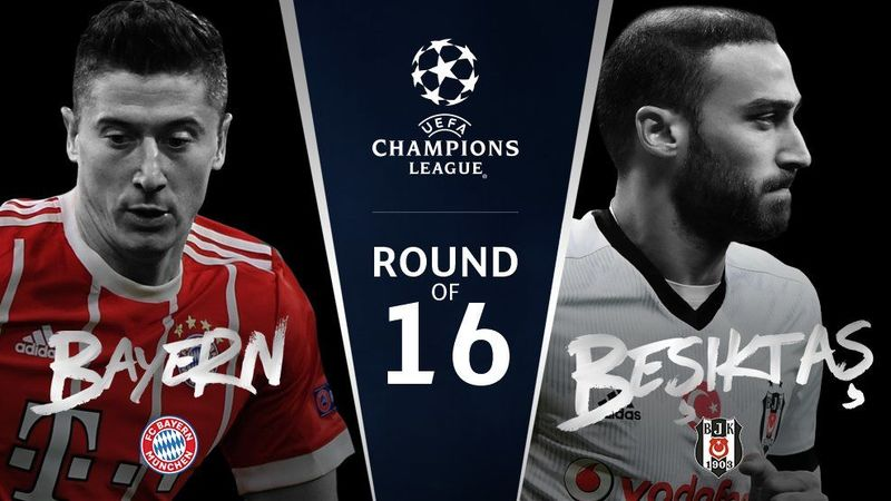 Bayern Munich - Besiktas