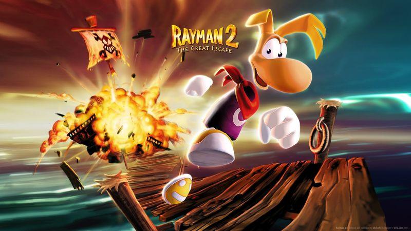 31259 - Para los nostálgicos. ¿Cuánto sabes de Rayman 2?