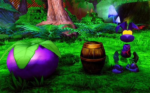 Entramos en la materia para los fans más acérrimos. ¿ Nombre del fangame de la imagen inspirado en Rayman 2? [★★★★☆]