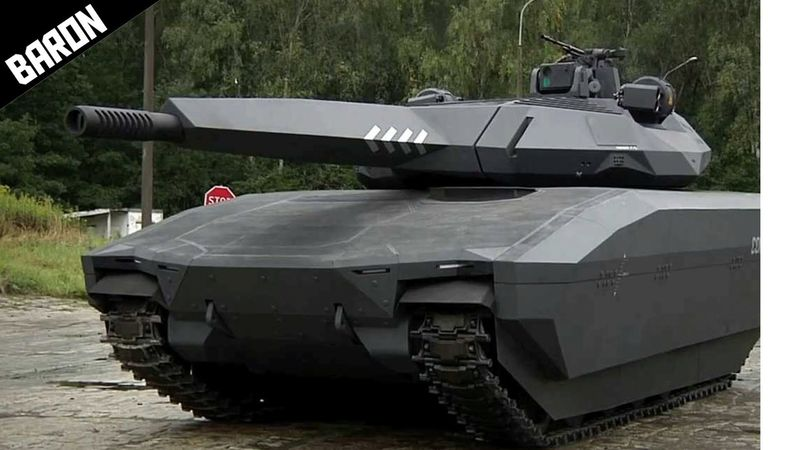 ¿Cuál es el nombre de este tanque de origen polaco?