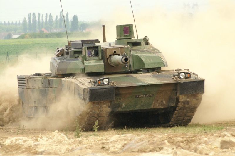 ¿Qué países utilizan actualmente este tanque?