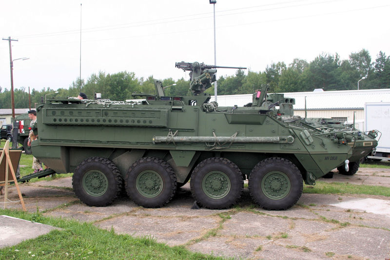 La última... ¿Nombre de este tanque?