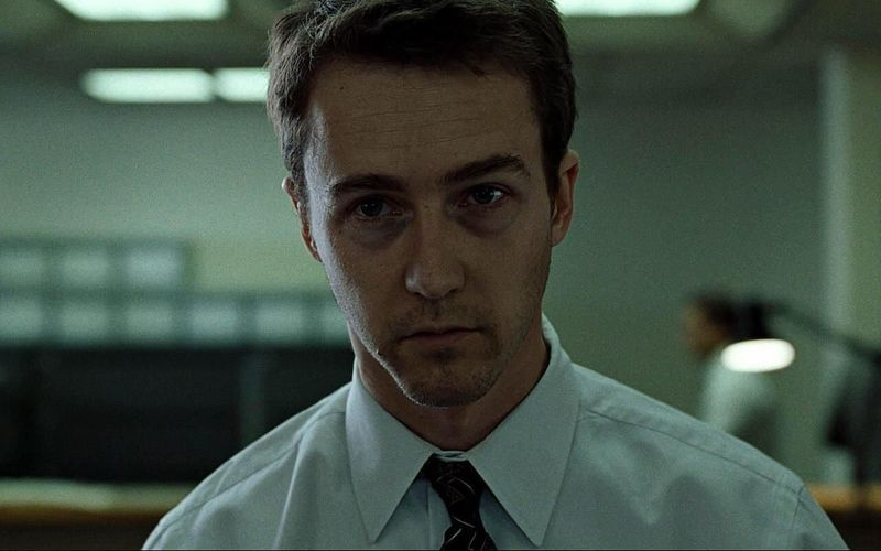 ¿Cúal es la frase que dice el personaje de Edward Norton al final de la película?
