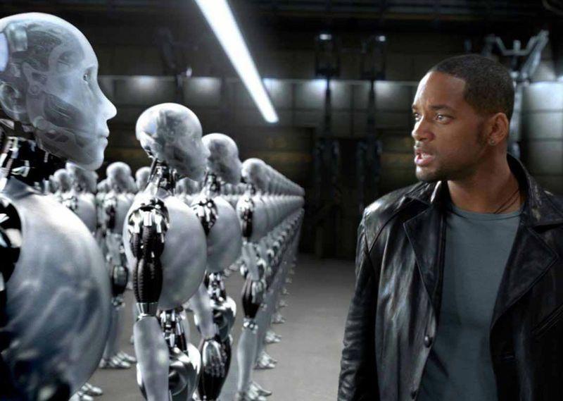 Un ejército de robots
