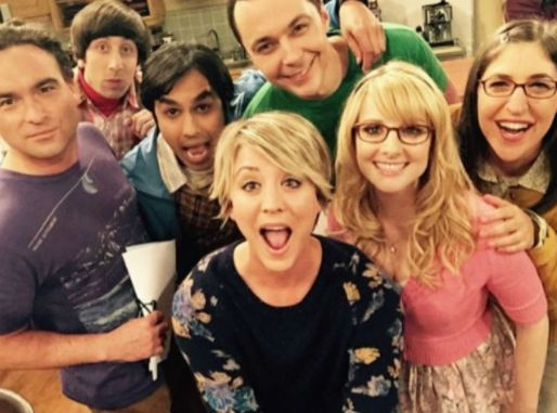 31305 - ¿Reconoces los nombres de los actores de Big Bang Theory?