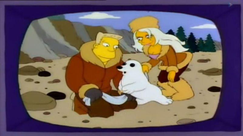 Los famosos están limpiando focas porque un petrolero ha perdido toneladas de petroleo. ¿Qué sucede en este episodio?