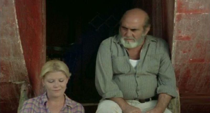 ¿Qué edades tenían Antonio Ferrandis y María Garralón respectivamente (Chanquete y Julia) cuando se comenzó a rodar la serie?