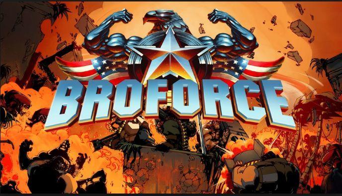 31347 - Personajes de Broforce  ¿los conoces?