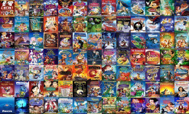 31396 - ¿Qué tal recuerdas estas películas de animación?