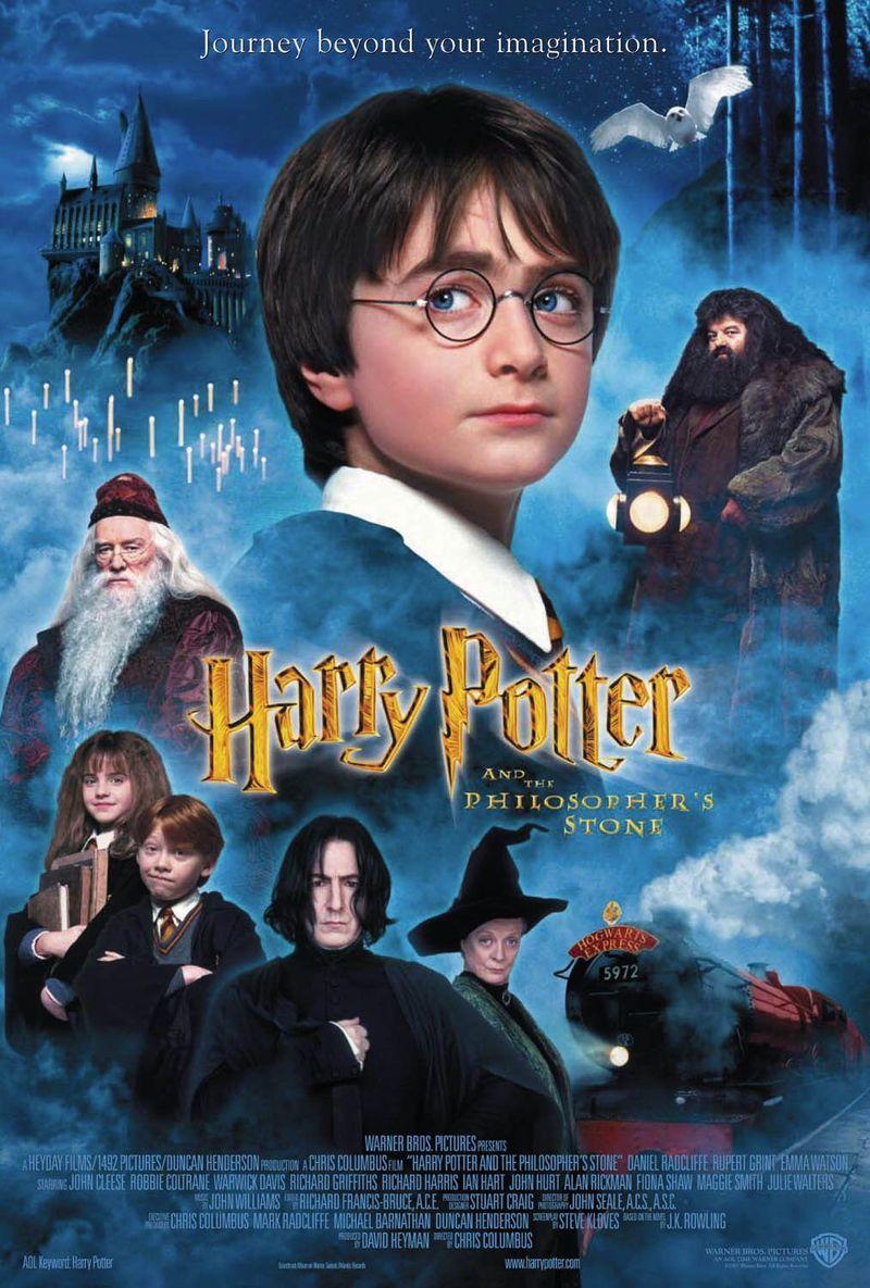 31401 - ¿Cuánto sabes de Harry Potter? (Películas 1 y 2)