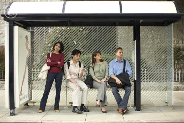 ¿Con qué frecuencia usas el medio de transporte público?