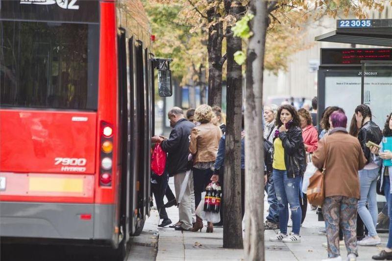 ¿Crees que ahora la sociedad usa más el transporte público que antes y es consciente que es beneficioso para el medio ambiente?