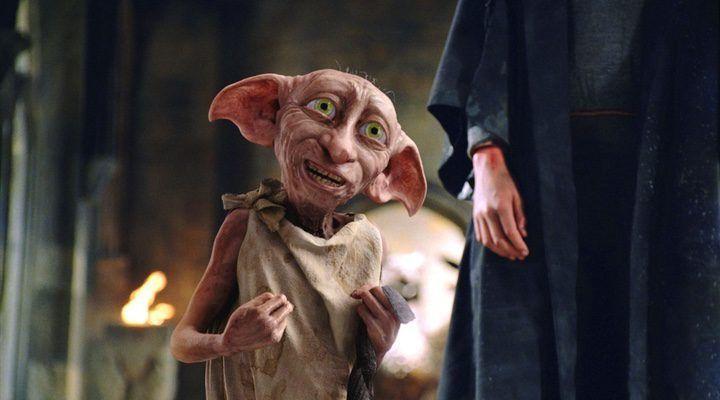 ¿Dónde apareció por primera vez Dobby?