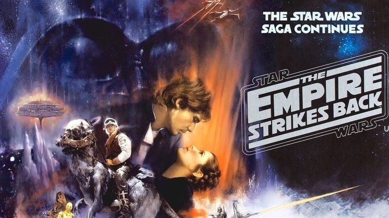 The Empire Strikes Back (Original: A New Hope)