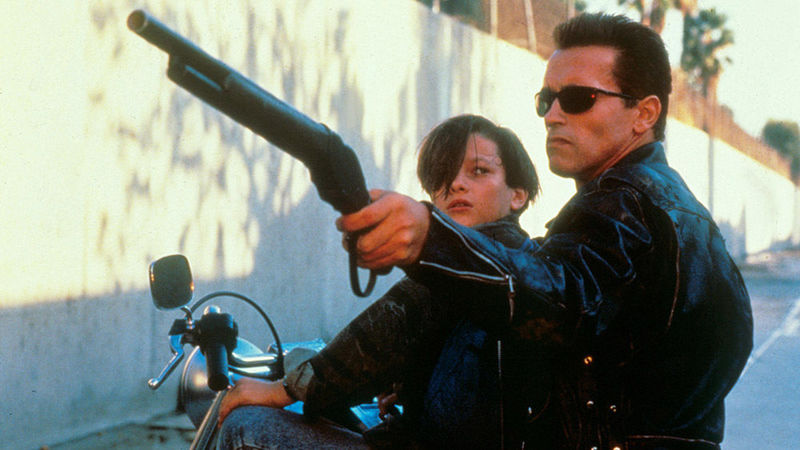 Terminator 2: Judgment Day (Original: The Terminator)