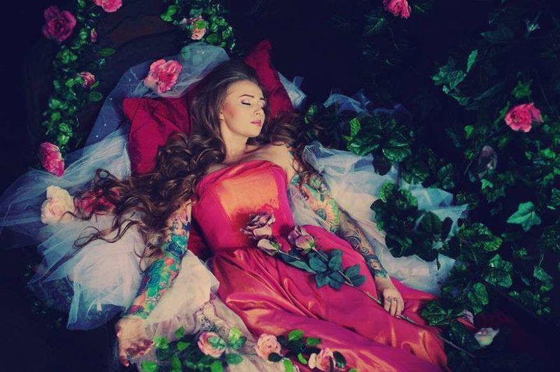 ¿Cómo despierta la Bella Durmiente?